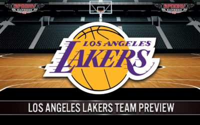 NBA Team Betting Preview: Los Angeles Lakers