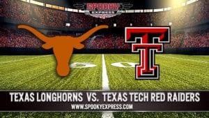 NCAA College Football Betting Preview: Texas Tech Red Raiders vs Texas Longhorns – Saturday, Sept. 26, 2020