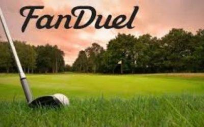 FanDuel Fantasy Golf is Here!