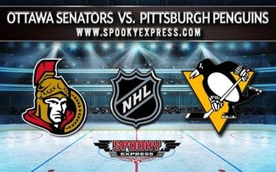 NHL Betting Preview: Ottawa Senators vs. Pittsburgh Penguins – Monday, Dec. 30, 2019