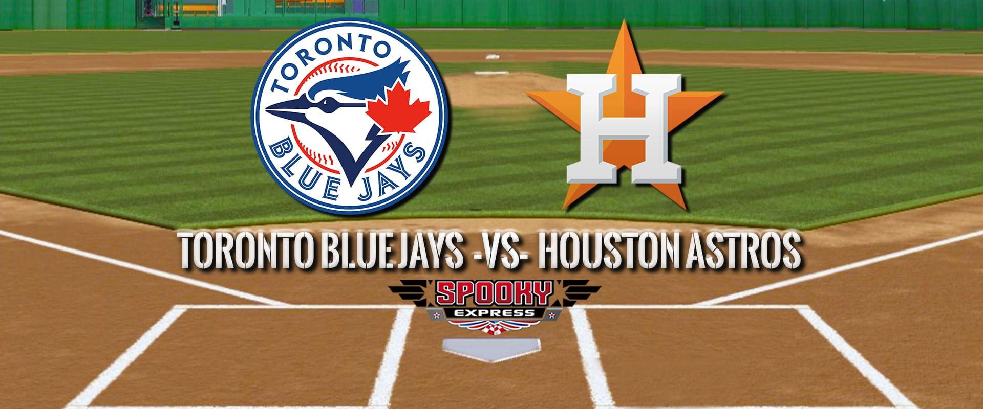 MLB Betting Preview: Toronto Blue Jays vs. Houston Astros
