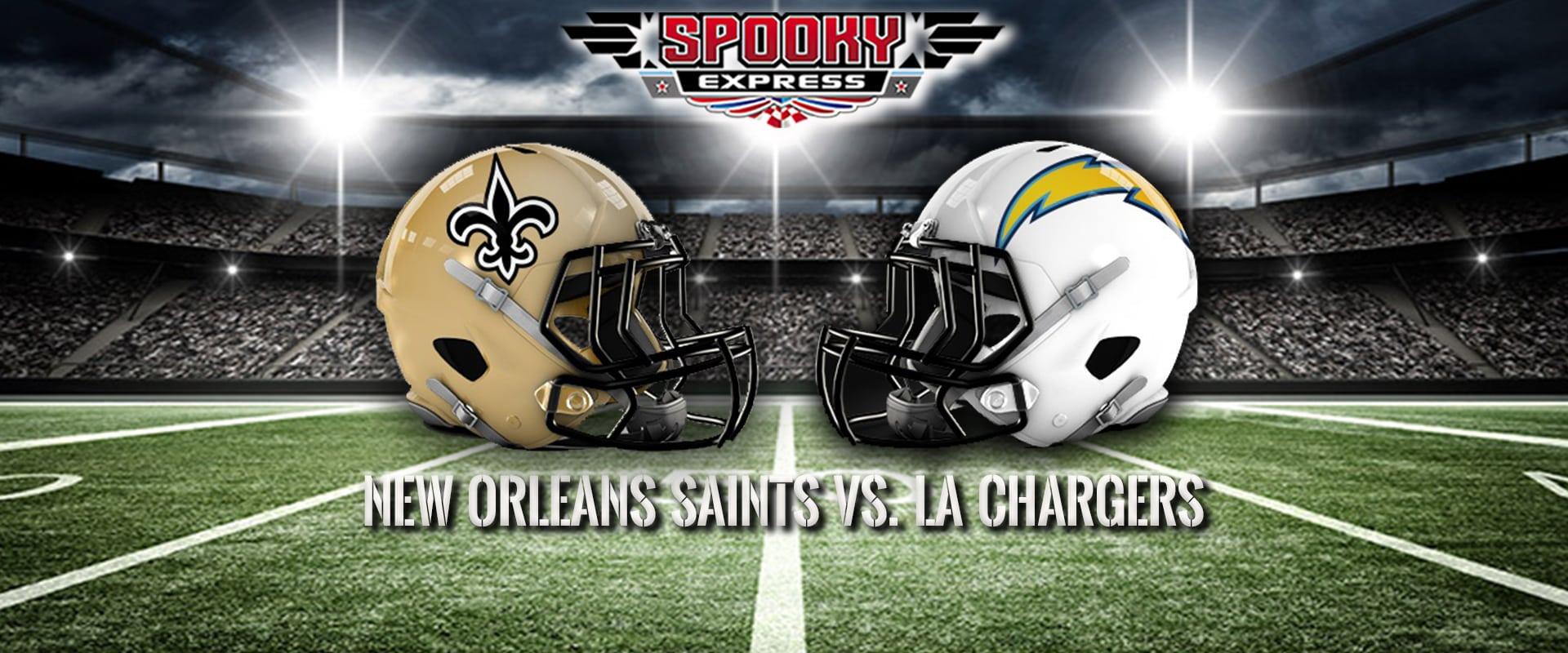 NFL Betting Preview: New Orleans Saints vs. LA Chargers
