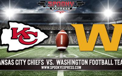 NFL Betting Preview:  Kansas City Chiefs vs. Washington Football Team