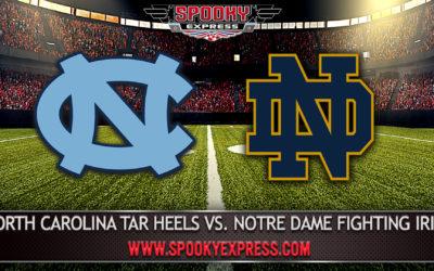NCAA College Football Betting Preview: Notre Dame Fighting Irish vs. North Carolina Tar Heels – Friday, Nov. 27, 2020