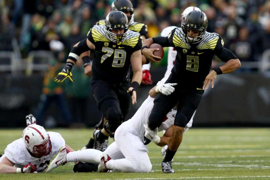 NCAA Football Betting Preview: Oregon Ducks vs. Stanford ...