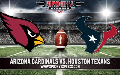NFL Betting Preview: Houston Texans vs. Arizona Cardinals