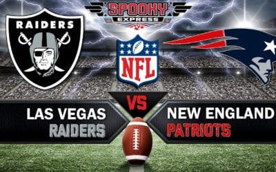 NFL Betting Preview:  New England Patriots vs. Las Vegas Raiders – Sunday, Sept. 27, 2020