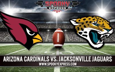 NFL Betting Preview:  Arizona Cardinals vs. Jacksonville Jaguars – Sunday, Sept. 26, 2021