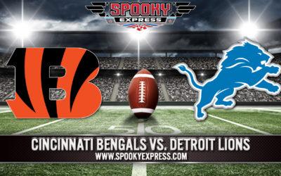 NFL Betting Preview: Detroit Lions vs. Cincinnati Bengals