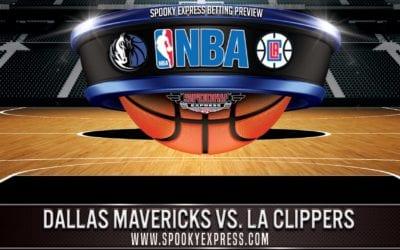 NBA Playoff Betting Preview: Dallas Mavericks vs. LA Clippers – Sunday, June 6, 2021