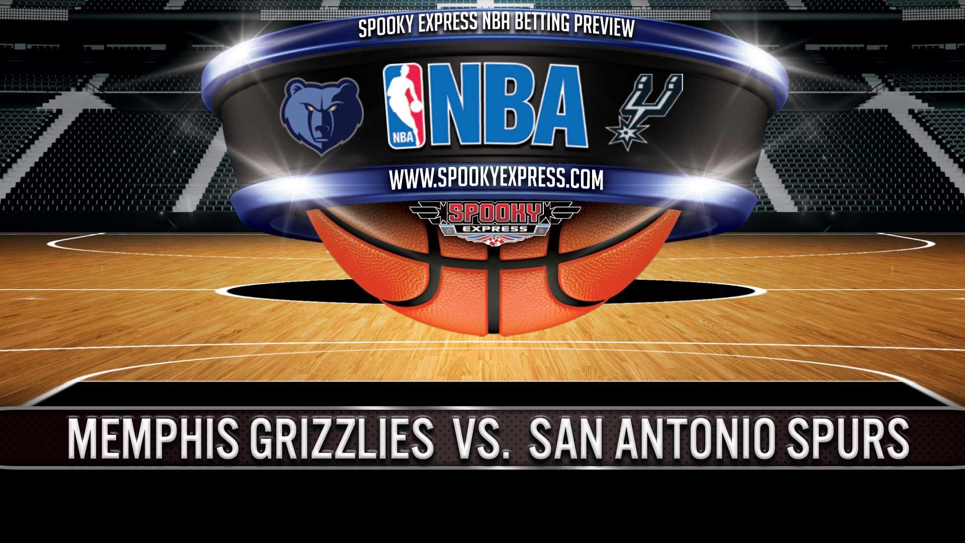 NBA memphis vs. san antonio