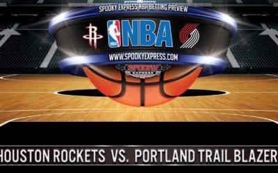 NBA Betting Preview: Houston Rockets vs. Portland Trail Blazers – Monday, May 10, 2021
