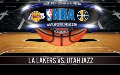 NBA Betting Preview: Utah Jazz at Los Angeles Lakers –  Wednesday, Feb. 24, 2021