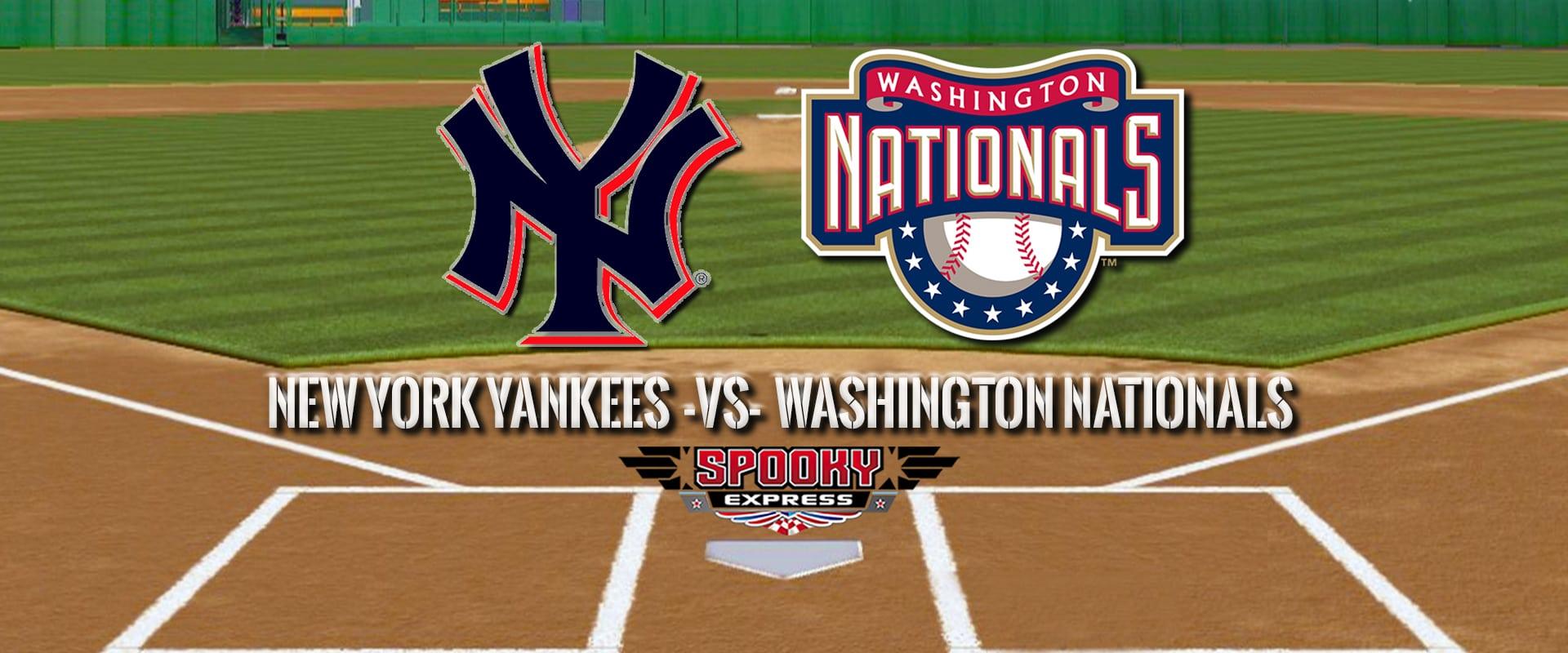 MLB Betting Preview: Washington Nationals vs. New York