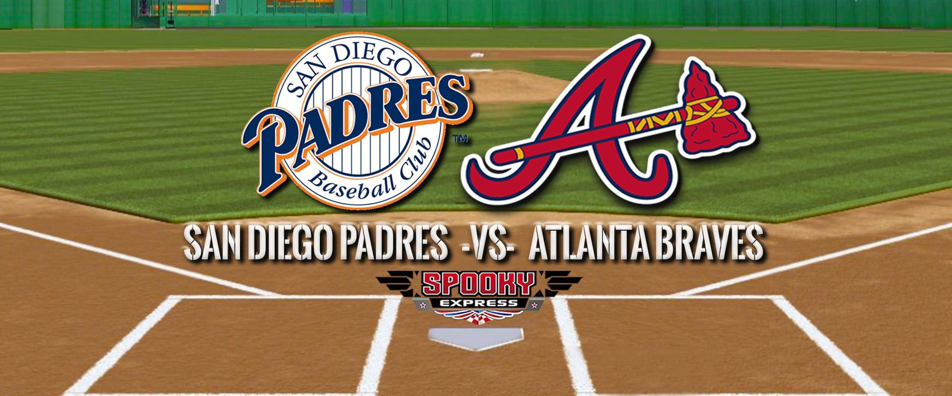 MLB Betting Preview: Atlanta Braves vs. San Diego Padres