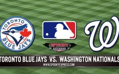 MLB Betting Preview and Free Play: Toronto Blue Jays vs. Washington Nationals – Monday, July 27, 2020