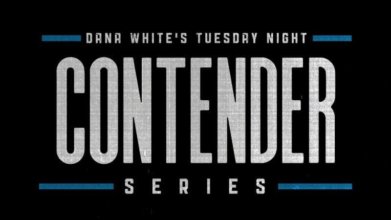 dana white tuesday night contender series