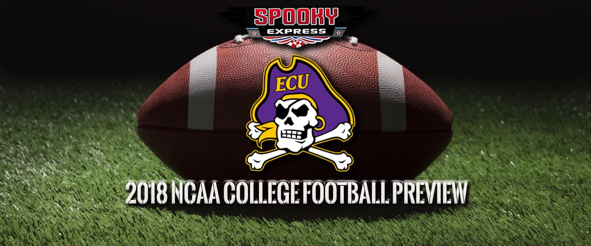 2018 East Carolina Pirates College Football Preview