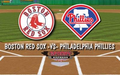 MLB Betting Preview: Boston Red Sox vs. Philadelphia Phillies – Tuesday, August 20, 2019