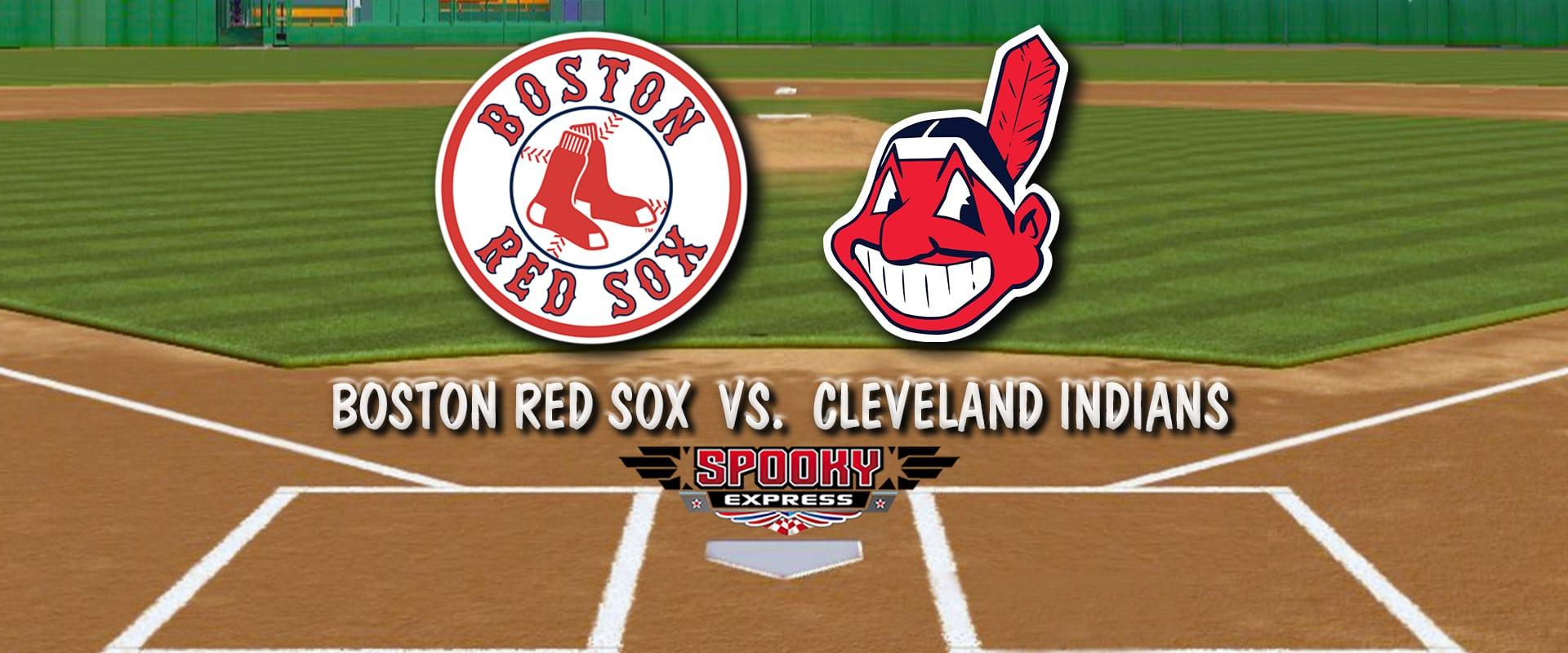 boston vs cleveland baseball game