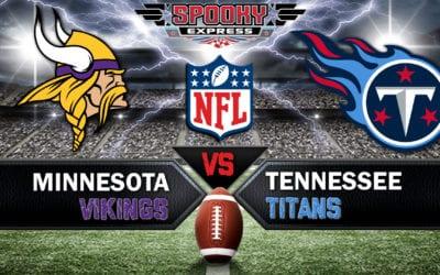 NFL Betting Preview:  Minnesota Vikings vs. Tennessee Titans – Sunday, Sept. 27, 2020