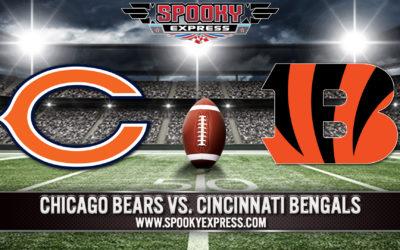 NFL Betting Preview: Cincinnati Bengals vs. Chicago Bears – Sunday, Sept. 19, 2021