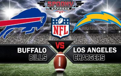 NFL Betting Preview: Buffalo Bills vs. LA Chargers – Sunday, Nov. 29, 2020