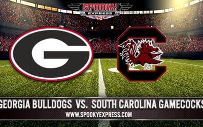 NCAA College Football Betting Preview: Georgia Bulldogs vs. South Carolina Gamecocks – Saturday, Nov. 28, 2020