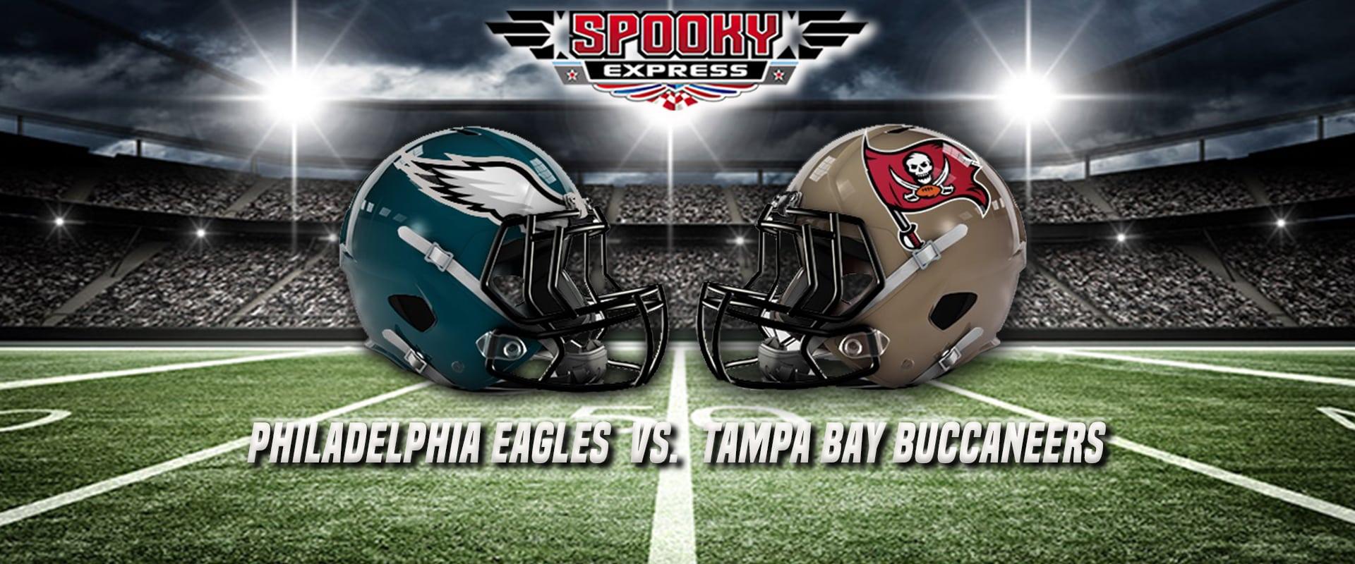 9696dfdd37b NFL Betting Preview: Philadelphia Eagles vs. Tampa Bay Buccaneers