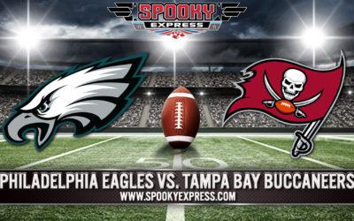 NFL Betting Preview: Philadelphia Eagles vs. Tampa Bay Buccaneers