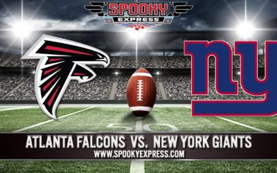 NFL Betting Preview: Atlanta Falcons vs. New York Giants – Sunday, Sept. 26, 2021