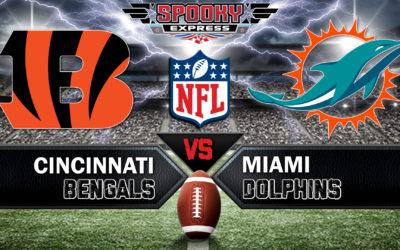 NFL Betting Preview: Cincinnati Bengals vs. Miami Dolphins – Sunday, Dec. 6, 2020