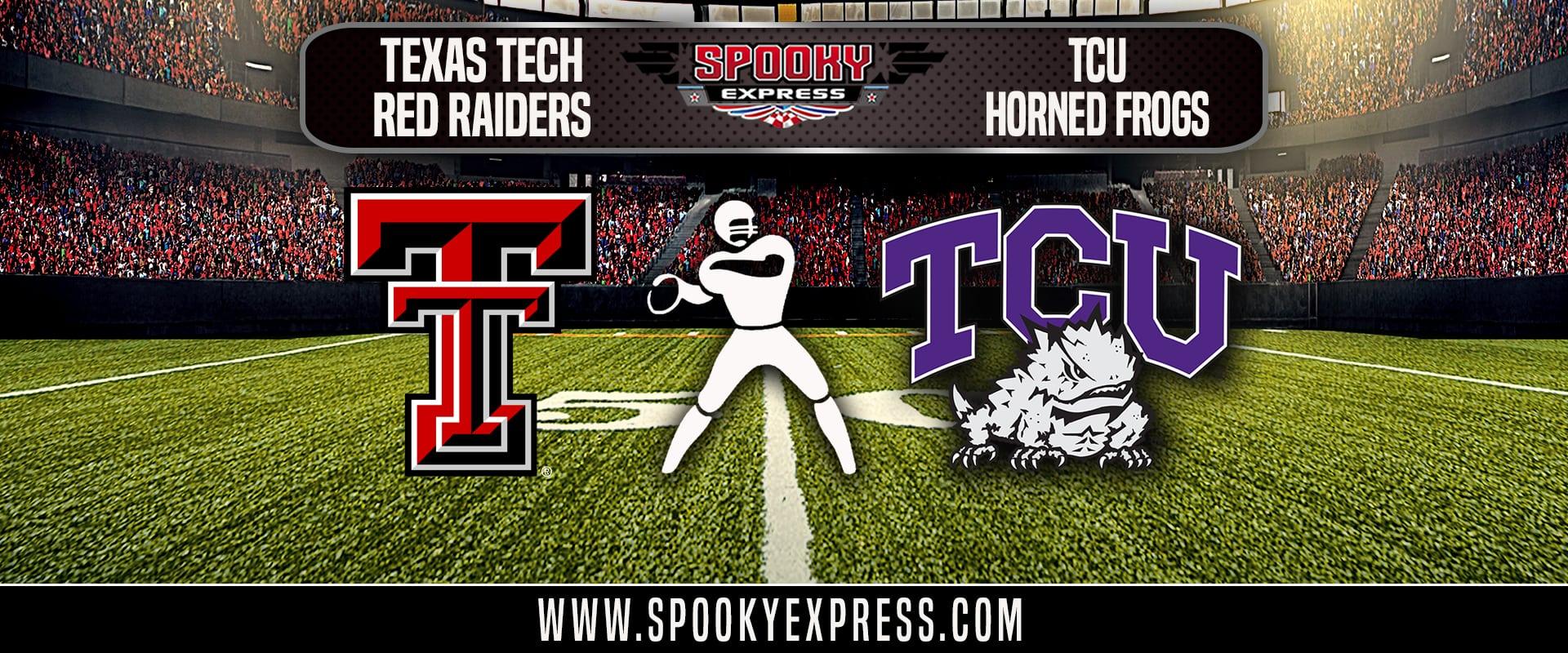 College Football Betting Preview Tcu Vs Texas Tech