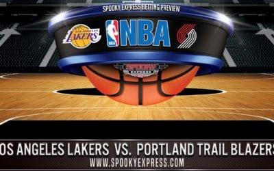 NBA Playoff Betting Preview: LA Lakers vs. Portland Trail Blazers – Wednesday, Aug. 26, 2020