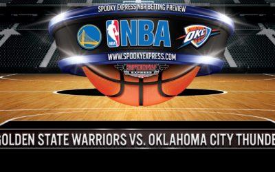 NBA Betting Preview:  Golden State Warriors vs. Oklahoma City Thunder – Saturday, May 8, 2021