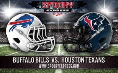 AFC Wild Card Betting Preview:  Buffalo Bills vs. Houston Texans –  Saturday, Jan. 4, 2020
