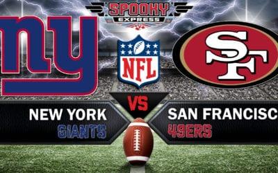 NFL Betting Preview:  New York Giants vs. San Francisco 49'ers – Sunday, Sept. 27, 2020