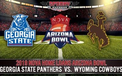 2019 Nova Home Loans Arizona Bowl Betting Preview: Georgia State Panthers vs. Wyoming Cowboys – Dec. 31, 2019