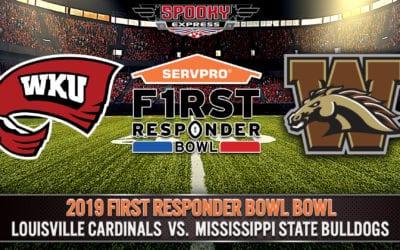 2019 Servpro First Responder Bowl Betting Preview: Western Kentucky vs. Western Michigan – Dec. 30, 2019