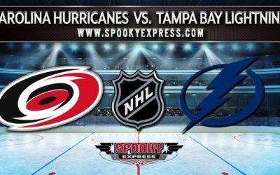 NHL Betting Preview: Carolina Hurricanes vs. Tampa Bay Lightning – Monday, April 19, 2021