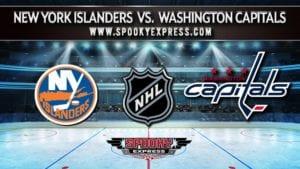 NHL Betting Preview: New York Islanders vs. Washington Capitals – Thursday, April 22, 2021