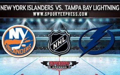 NHL Playoff Betting Preview: New York Islanders vs. Tampa Bay Lightning – Thursday, Sept. 17, 2020