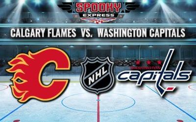 NHL Betting Preview: Calgary Flames vs. Washington Capitals – Saturday, October 23, 2021