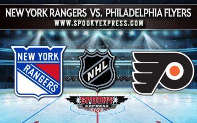 NHL Betting Preview: New York Rangers vs. Philadelphia Flyers – Wednesday, Feb. 24, 2021