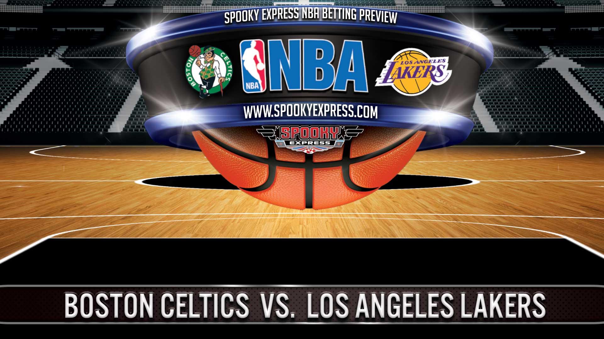 Boston LA Lakers