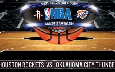 NBA Playoff Betting Preview: Houston Rockets vs. Oklahoma City Thunder – Wednesday, Sept 2, 2020