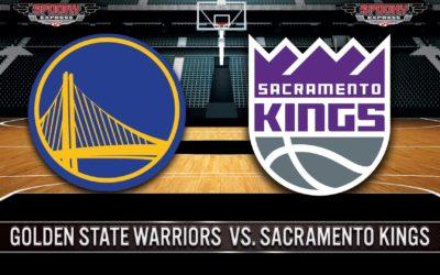 NBA Betting Preview: Golden State Warriors vs. Sacramento Kings – Sunday, October 24, 2021