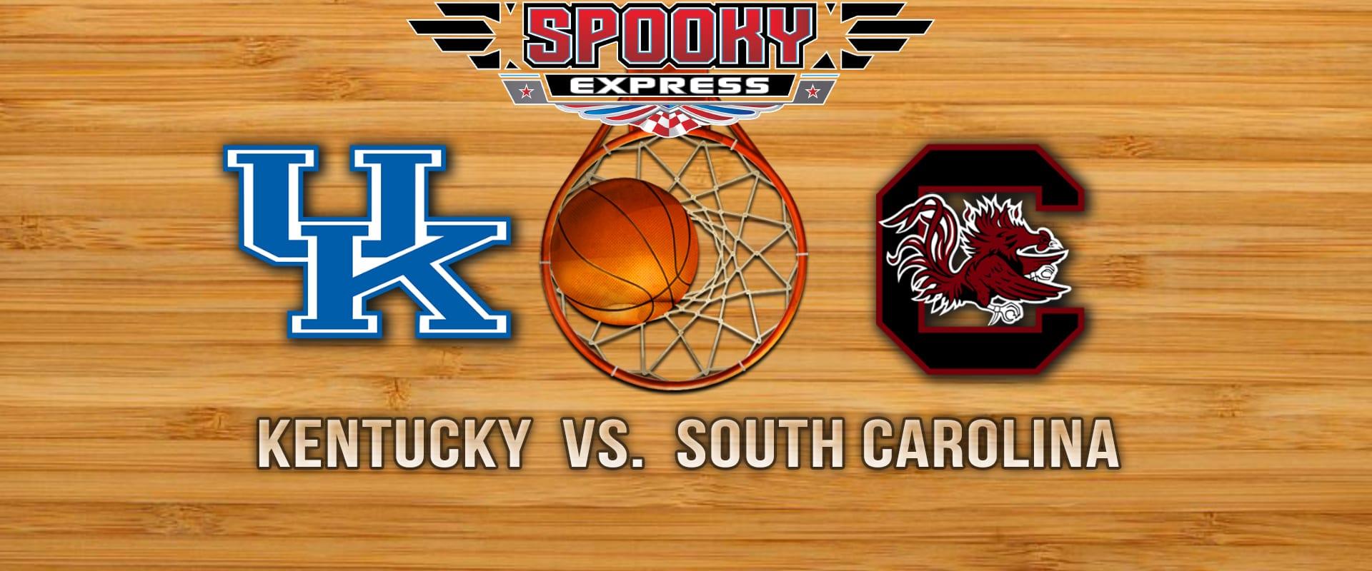 College Basketball Betting Preview Kentucky Vs South Carolina