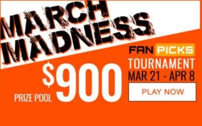FanPicks March Madness Tournament Bracket Contest