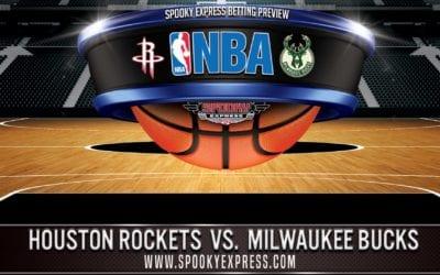 NBA Betting Free Play: Houston Rockets vs. Milwaukee Bucks – Friday, May 7, 2021